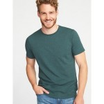 Soft-Washed Perfect-Fit Tee for Men Hot Deal