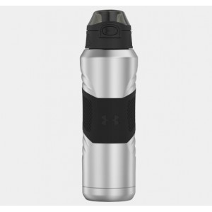UA Dominate 24 oz. Vacuum-Insulated Water Bottle with Flip Top Lid