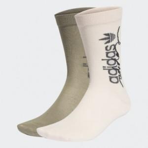 R.Y.V. Thin Crew Socks 2 Pairs
