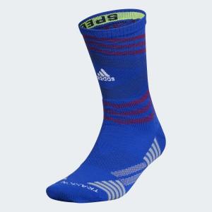 Football Speed Mesh Team Crew Socks