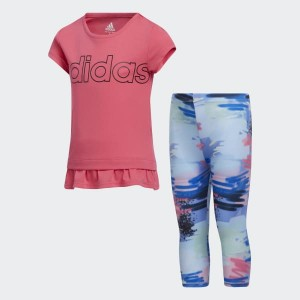 Power Capri Tights and Tee Set