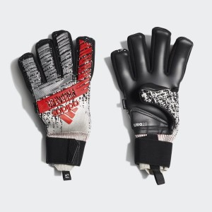 Soccer Predator Pro Fingersave Gloves