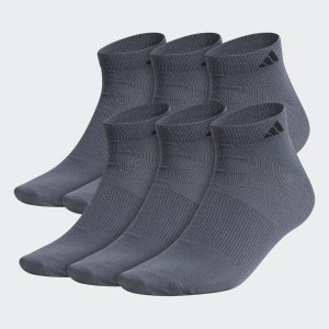 Superlite Low-Cut Socks 6 Pairs XL