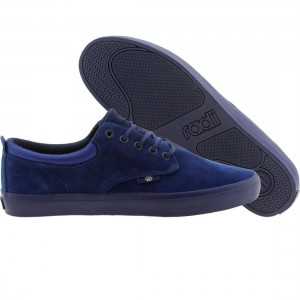 Radii Men The Jax (navy / navy suede)