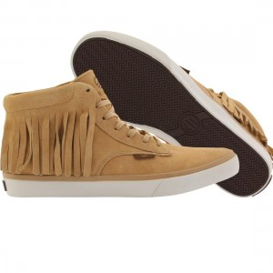 Radii Men Basic Wolverine Tassle (tan / suede)