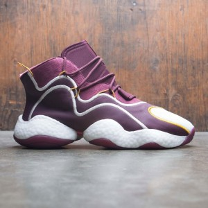 Adidas x Eric Emanuel Men Crazy BYW (red / maroon / cream white / real pink)