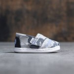 TOMS Toddlers Classic Mesh (gray / camo)