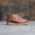 TOMS Toddlers Leather Chukka Boots (brown)