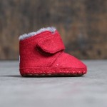 TOMS Infant Cuna Shoes (red)
