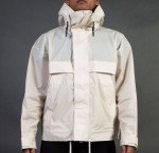 Adidas Consortium Day One Men Bonded Windbreaker Jacket (brown / clear brown)