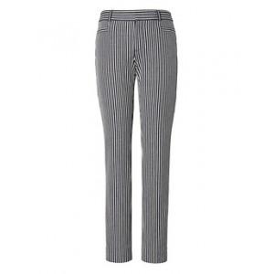 Petite Sloan Skinny-Fit Stripe Ankle Pant