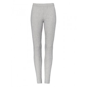 Petite Devon Legging-Fit Stretch-Twill Ankle Pant