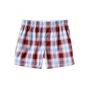 Milo Plaid Yarn Dyed Boxer