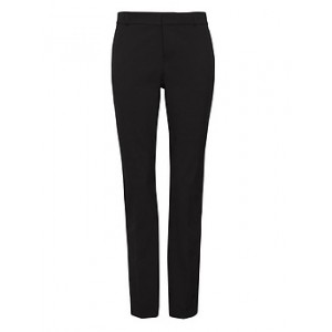 Petite Ryan Slim Straight-Fit Machine-Washable Bi-Stretch Pant