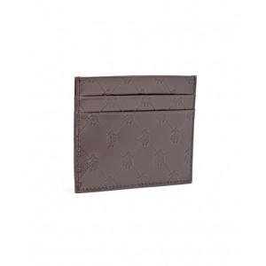 Golden Fleece Embossed Slim Card Case