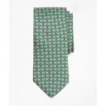 Boys Squirrel Print Tie