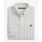 Boys Non-Iron Supima Cotton Check Sport Shirt