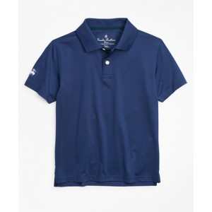 Boys Solid Performance Series Polo Shirt
