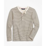Boys Stripe Henley