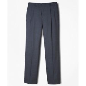 Boys BrooksEase Prep Pleat-Front Suit Pants
