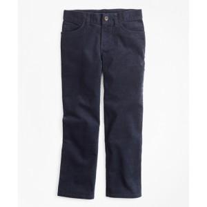 Boys Five-Pocket Corduroys