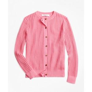 Girls Cotton Cardigan