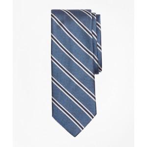 Parquet Ground Split Stripe Tie