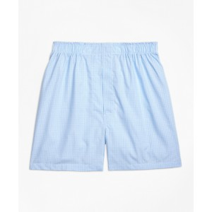 Traditional Fit Glen Plaid Boxers