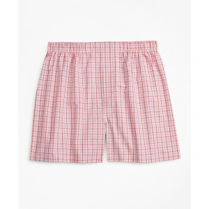 Traditional Fit Multi-Check Boxers