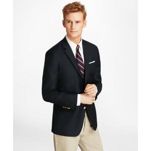 Country Club Milano Fit Saxxon Wool Two-Button Blazer