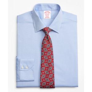 Madison Classic-Fit Dress Shirt, Non-Iron Check