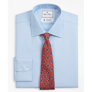 Luxury Collection Regent Fitted Dress Shirt, Franklin Spread Collar Dobby