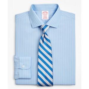 Madison Classic-Fit Dress Shirt, Non-Iron Double-Stripe
