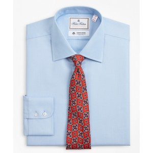 Luxury Collection Madison Classic-Fit Dress Shirt, Franklin Spread Collar Dobby