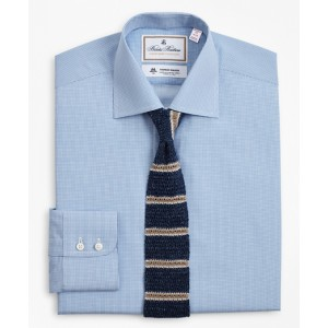 Luxury Collection Madison Classic-Fit Dress Shirt, Franklin Spread Collar Dot