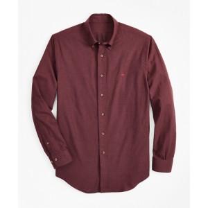 Regent Fit Brushed Flannel Sport Shirt