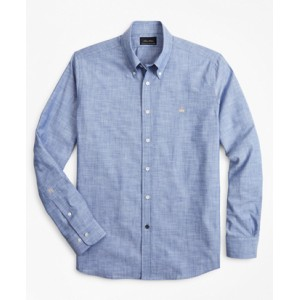 Riccardo Pozzoli for Brooks Brothers: The Chambray Shirt