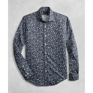 Golden Fleece Regent Fitted Floral Sport Shirt
