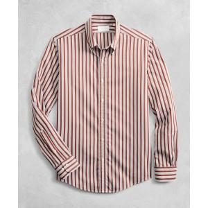 Golden Fleece Regent Fitted Multi-Stripe Sport Shirt
