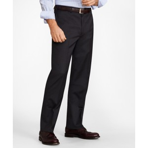 BrooksFlex Madison-Fit Wool Trousers