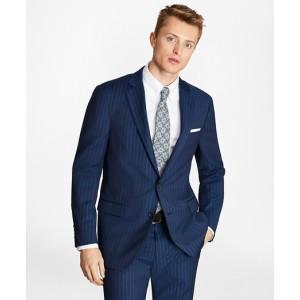 Regent Fit BrooksCool Pinstripe Suit