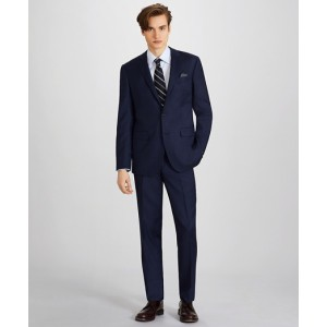 Milano Fit Wool Two-Button 1818 Suit