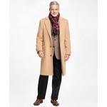 Golden Fleece Single-Breasted Polo Coat