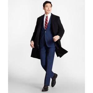 Golden Fleece BrooksStorm Westbury Cashmere Overcoat