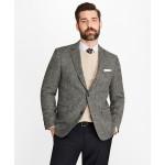 Regent Fit BrooksTweed Herringbone Sport Coat