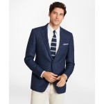 Regent Fit Two-Color Windowpane Sport Coat