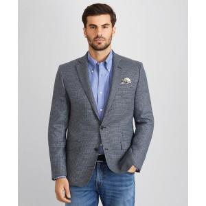 Regent Fit Blue Check Sport Coat
