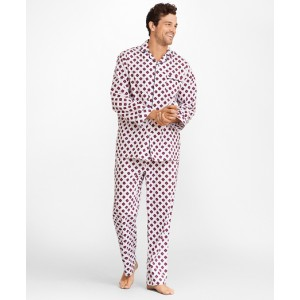 Neat Print Pajamas