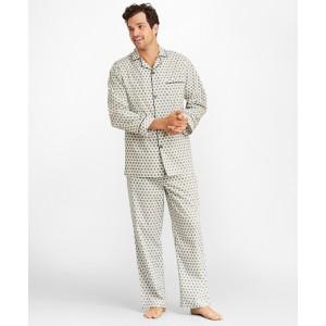 Foulard Print Pajamas
