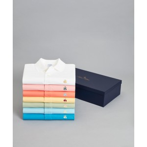 The Prep - Seven-Piece Slim Fit Performance Polo Gift Set